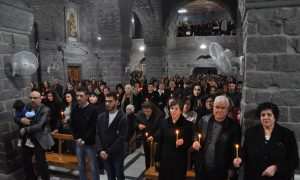 Christians Face Genocide in Middle East