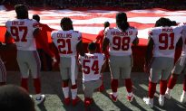 At Least 20 Players Protest During Anthem After NFL Agrees to Fund Player Activism