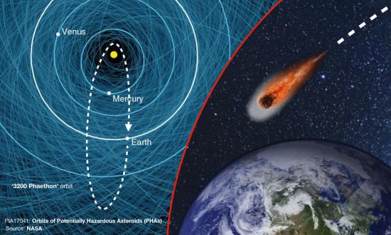 Massive, 3-Mile-Wide 'Potentially Hazardous Asteroid' will Skim past Earth Tomorrow