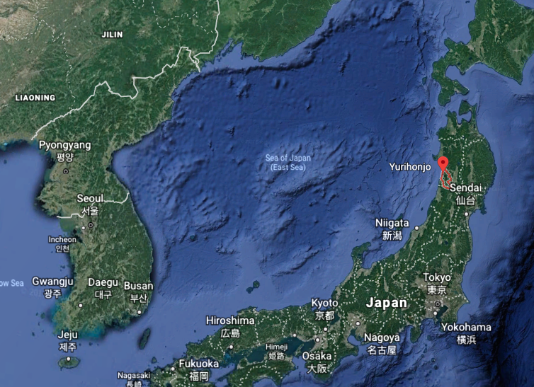 8 men thought to be N. Koreans washed ashore in Japan