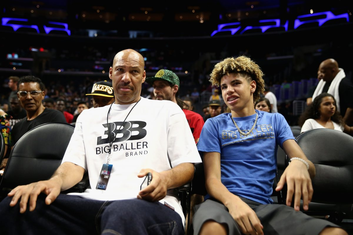 LaVar Ball Pulls Son LiAngelo From UCLA Basketball Team
