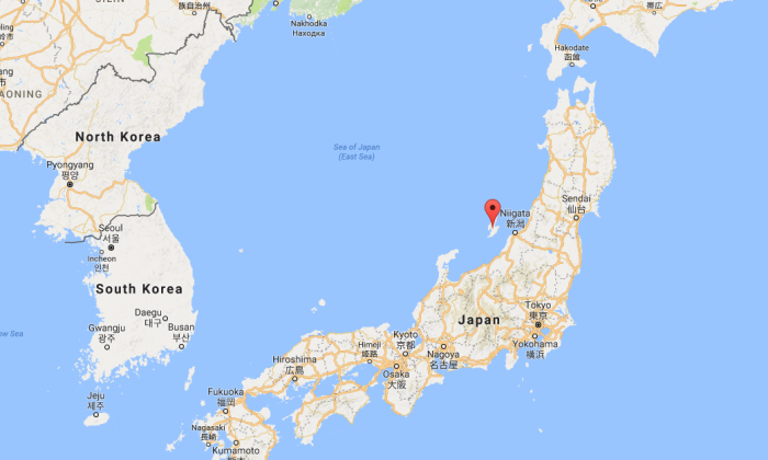 'North Korean' men wash up on Japan coast