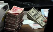 Chinese Residents Still Moving Large Sums of Money Abroad
