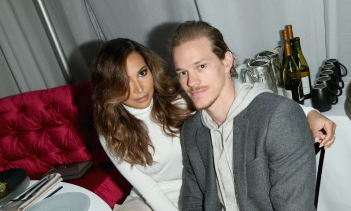 Actors Naya Rivera (L) and Ryan Dorsey attend the March Of Dimes Celebration Of Babies Luncheon honoring Jessica Alba at the Beverly Wilshire Four Seasons Hotel on Dec. 4, 2015, in Beverly Hills, California. (Joe Scarnici/Getty Images for March Of Dimes)