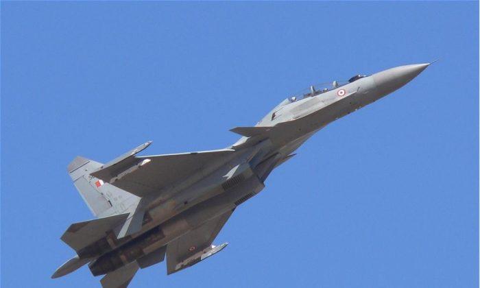Sukhoi Su-30MKI. (Public Domain)