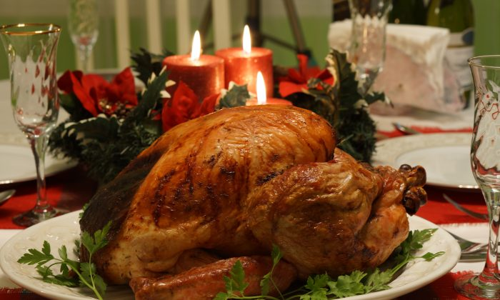 """(""""Thanksgiving Day turkey"""" by Dianne Rosete/Flickr [CC BY-ND 2.0 (ept.ms/2fRHsQQ)])"""
