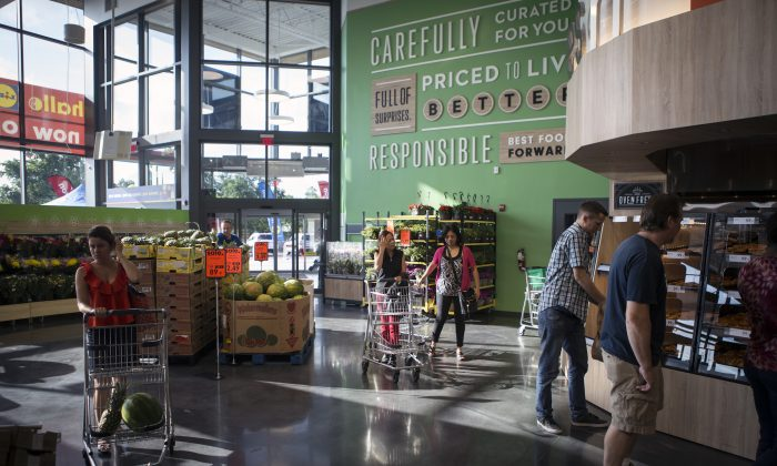 US Grocers Face More Than Just Amazon | The Epoch Times