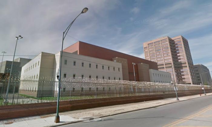 Cook County Department of Corrections. (Screenshot via Google Maps)