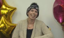 Struggling stage 4 cancer patient can't afford to stop working — then she wins the lottery