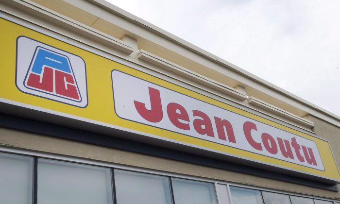 A JeanCoutupharmacy in Ste. Marthe-sur-le-Lac, Quebec. JeanCoutuGroup shareholders have overwhelmingly approved the sale of the pharmacy chain to fellow Quebec retailer Metro Inc. (The Canadian Press/Ryan Remiorz)