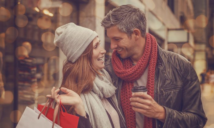 Getting your holiday shopping done early can help reduce stress. (Altafulla/Shutterstock)
