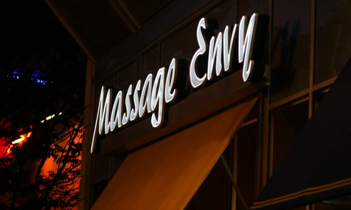 Massage Envy franchises face over 180 claims of sexual assault, according to an article by digital media Buzzfeed.(Nicole S Glass/Shutterstock)