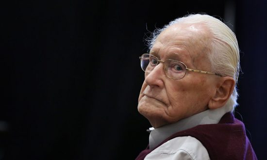 Court Rules 'Bookkeeper of Auschwitz' Must Go to Jail Age 96