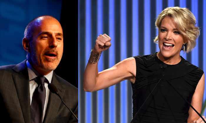 Matt Lauer firing lifts 'Today' above 'Good Morning America' in the ratings
