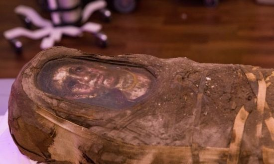 Researchers Sent Ancient Egyptian Mummy Into Particle Accelerator–Here's What They Found