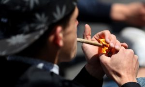 Relaxed Marijuana Laws in Two U.S. States Linked to Vomiting Syndrome