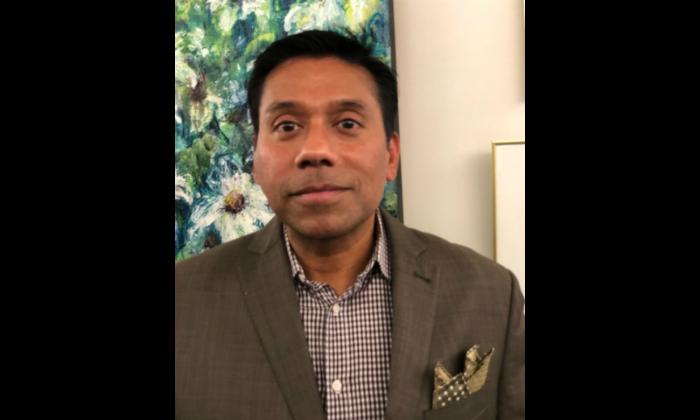 Sreekanth Kumar, regional sales manager for Reliance. (Courtesy of Sreekanth Kumar)