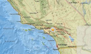 3.1-Magnitude Earthquake Hits Ontario, California