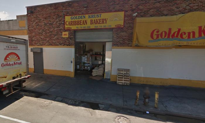 Golden Krust on Park Avenue in the Bronx (Screenshot via Google Maps)
