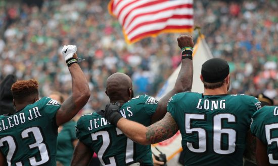 Eagles' Malcom Jenkins Says He Won't Protest Anthem Anymore
