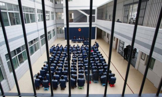 A Prison Chief With a Dark Past Purged in Chinese Regime's Anti-Corruption Campaign