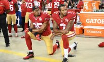 NFL Rejects 'Political' Ad From Veterans Group That Asks Players to Stand During National Anthem