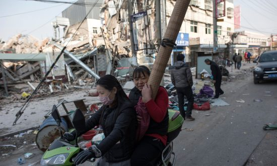 Beijing Eviction of 'Low-Class' Population Spreads to Other Chinese Cities