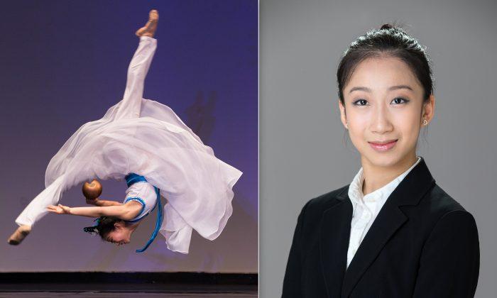 Kaidi Wu, a principal dancer of Shen Yun Performing Arts. (Shen Yun Performing Arts)
