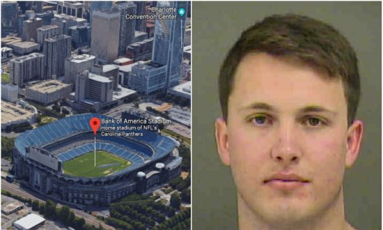 Man Arrested After Bloody Brawl at ACC Championship Football Game