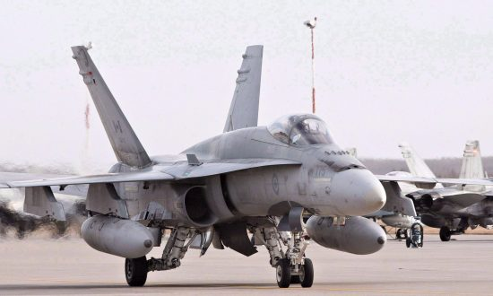 Feds Planning to Push Back Delivery Date for New Fighter Jets: Sources