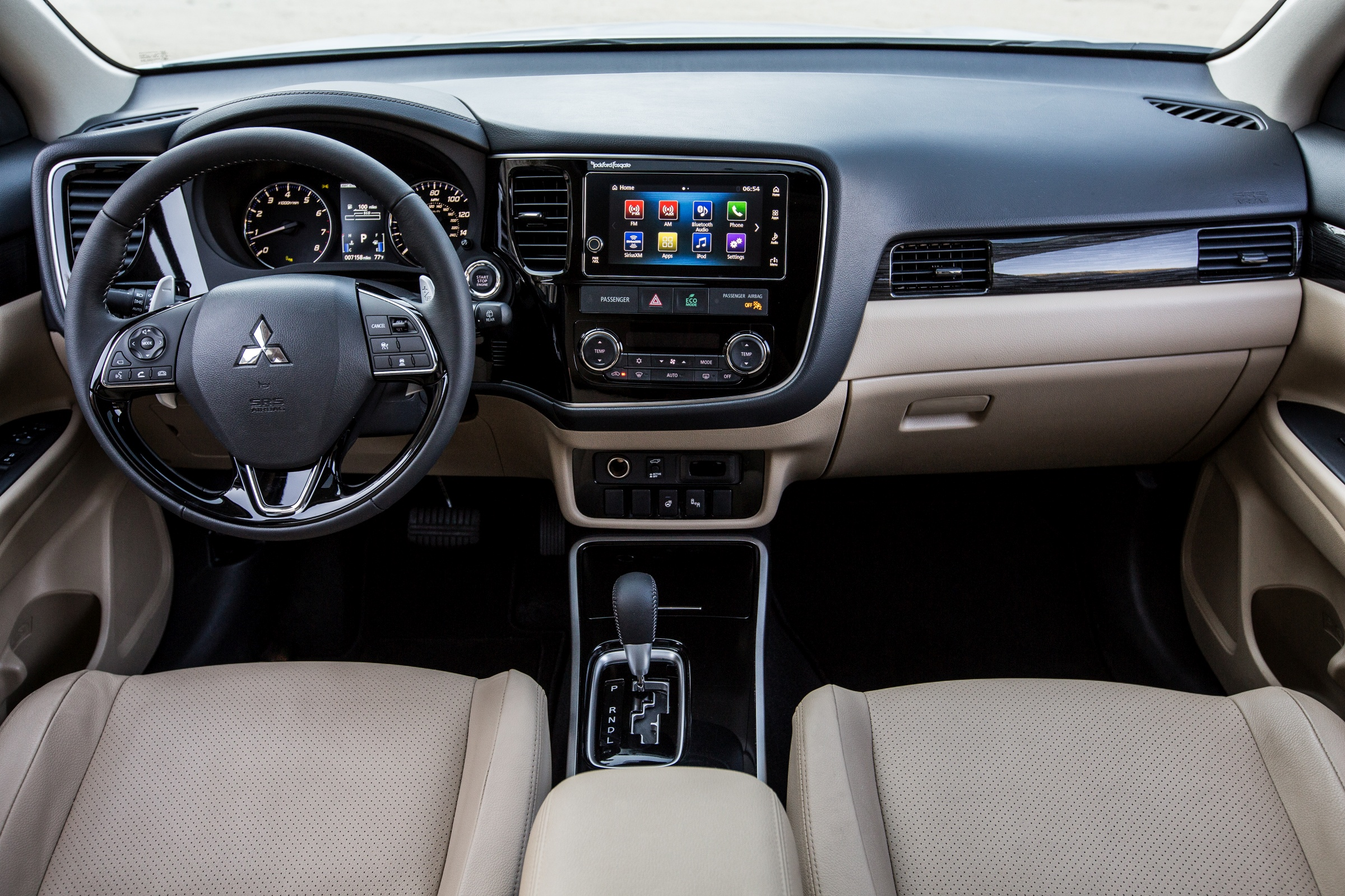 2018 mitsubishi outlander sel the epoch times for Mitsubishi outlander interior