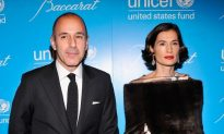 Matt Lauer's Wife Gets Rid of Wedding Ring, Plans Divorce, Father Says