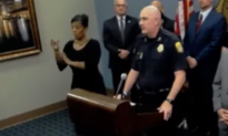 'Fake' Sign Language Interpreter Delivers Gibberish at News Conference