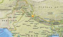 5.1-Magnitude Earthquake Hits Northern India