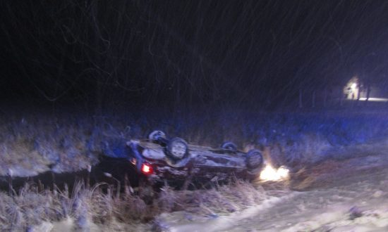 Deputy Called Hero After Saving 3 From Crashed Car in Swamp