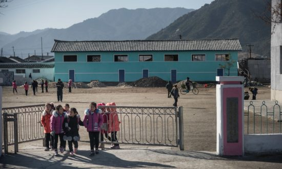 China Prepares Refugee Camps at Border with North Korea