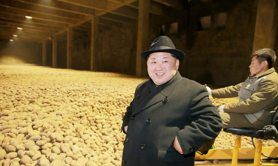 South Korean Media Says Kim Jong-un Has Escape Tunnels into China