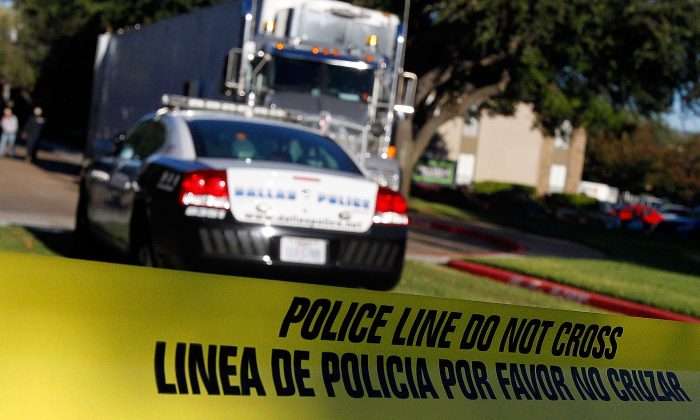 Road rage claimed the life of a Texas mother of two. (Mike Stone/Getty Images)