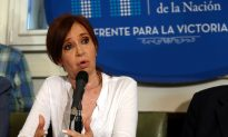 Argentina's Former President Charged With Treason, Arrest Sought