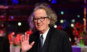 Geoffrey Rush Sues Newspaper Over 'Demeaning Claims'
