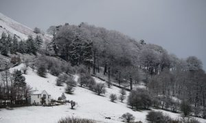 Britain Wakes up to Blankets of Snow as Storm Caroline Leaves Arctic Chill