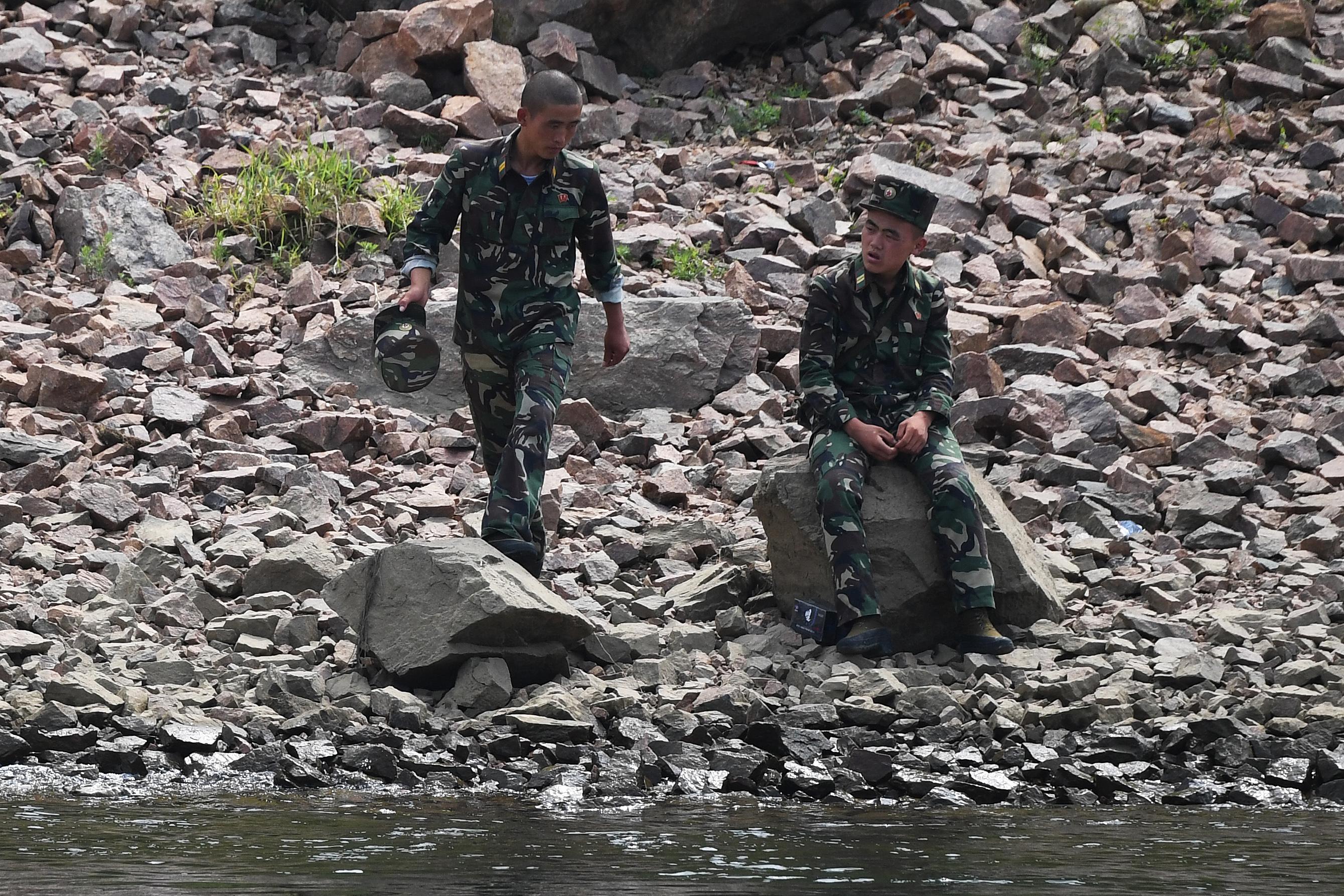 North Korea says U.S.  threats make war unavoidable as China urges calm