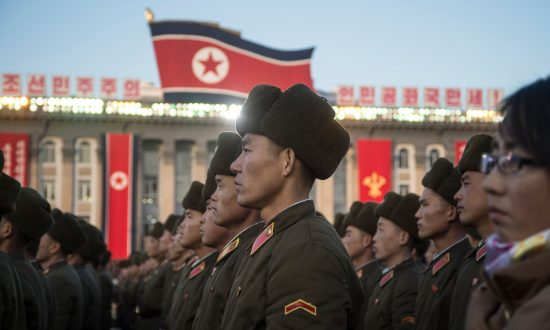 The Sad State of North Korea's Starving Soldiers