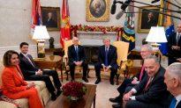 Trump Signed Spending Bill, Avoiding Shutdown