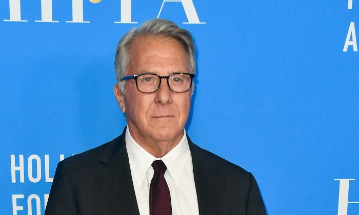 A Third Woman Has Accused Dustin Hoffman Of Sexual Misconduct