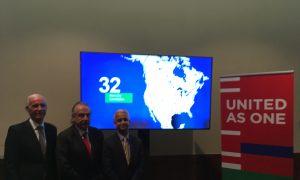 US, Canada, Mexico Bid to Host 2026 World Cup Steams Ahead