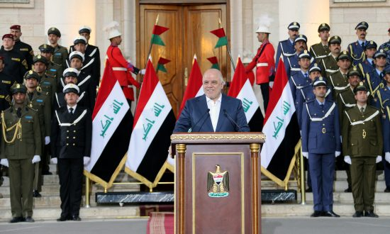 Iraq Holds Military Parade Celebrating Victory Over ISIS