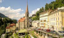 Austria's Gastein Valley: Alpine Beauty and Healing Waters