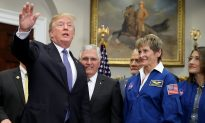 Trump's Space Force Could Create $1 Trillion Space Economy, Says Morgan Stanley