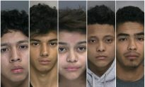Five MS-13 Gang Members Arrested in Abduction-Murder Attempt